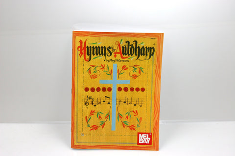 Hymns For Autoharp Book