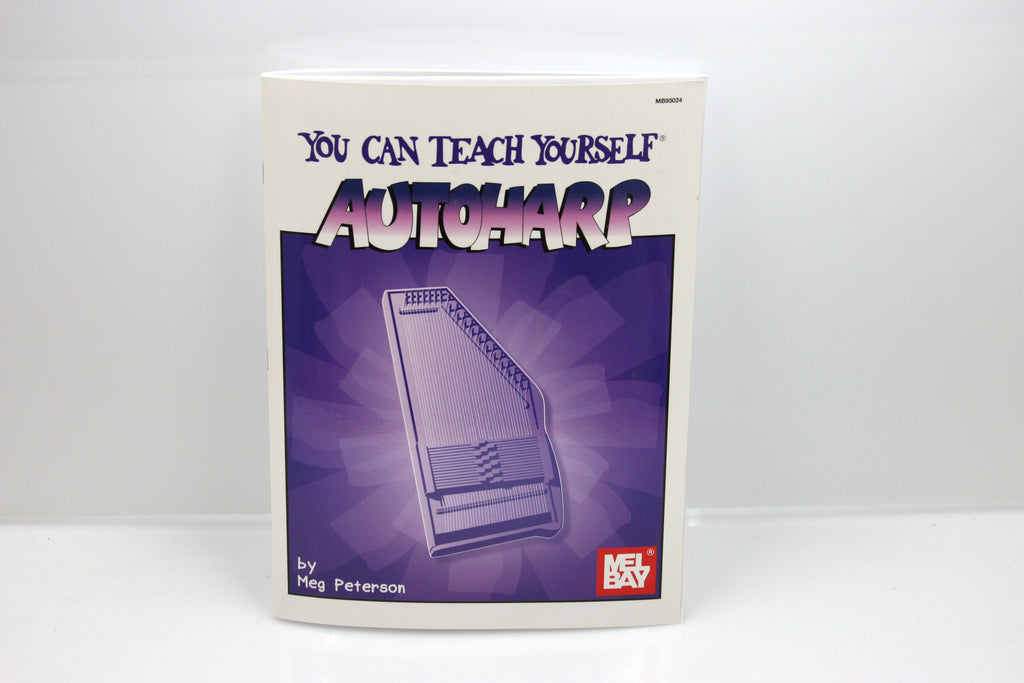 You Can Teach Yourself Autoharp Book - d'Aigle Autoharps Marketplace