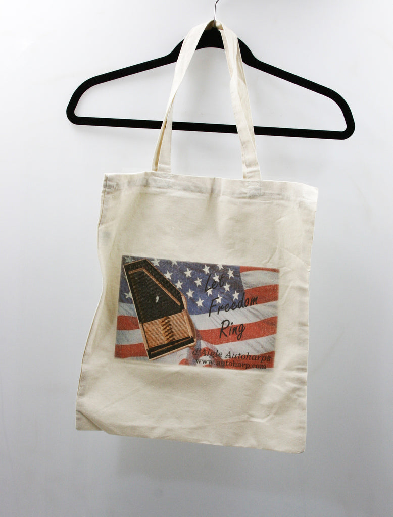 Freedom 'Harp Canvas Bag - d'Aigle Autoharps Marketplace