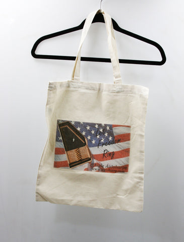 Freedom 'Harp Canvas Bag
