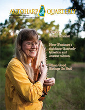 Autoharp Quarterly Issue Summer 2011 - d'Aigle Autoharps Marketplace