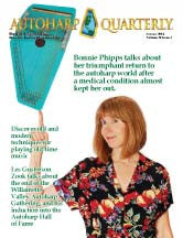 Autoharp Quarterly Issue Summer 2014