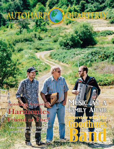 Autoharp Quarterly Fall Issue 2019
