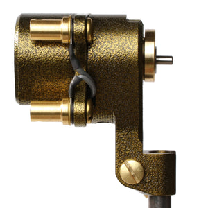 Revolute: Gold (clip cord) Rotary Tattoo Machine