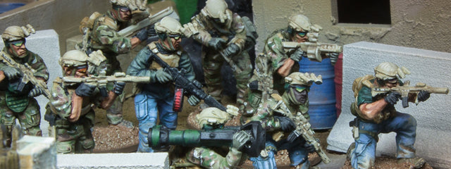 Task Force Operators