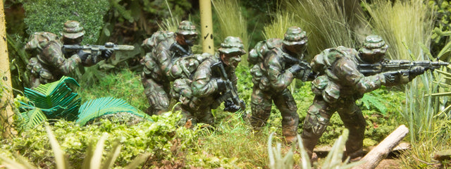 SAS Jungle Ops