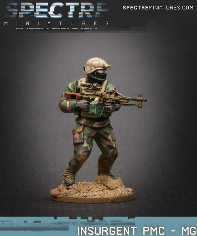 Insurgent PMC - MG