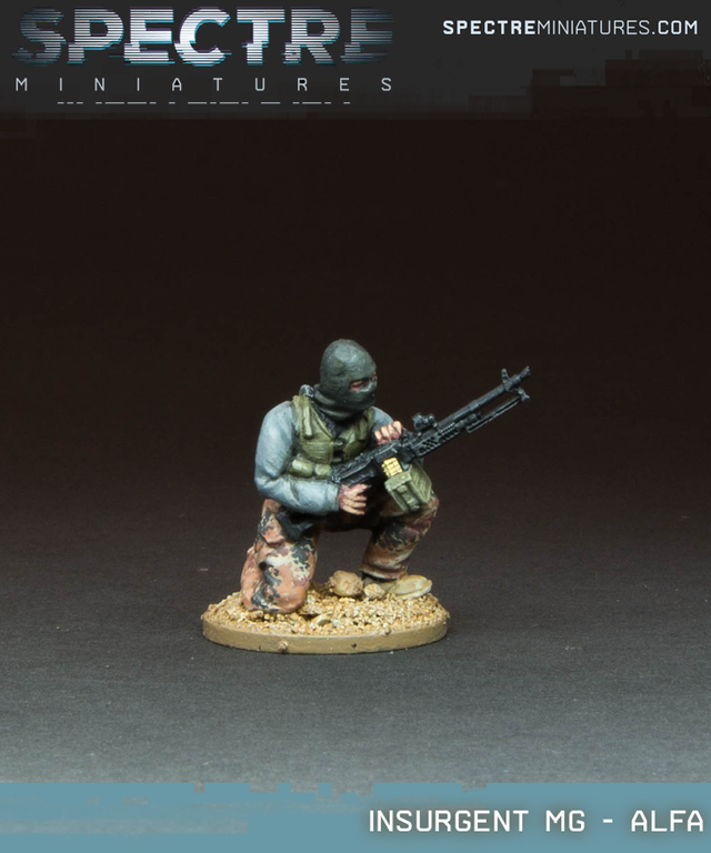 Insurgents MG - Alfa