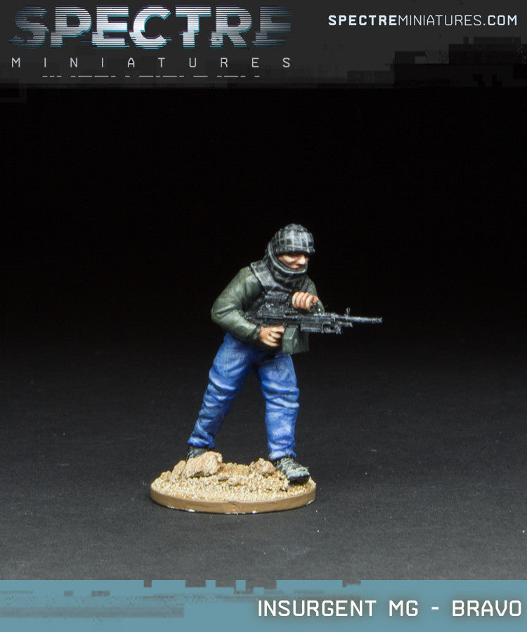 Insurgents MG - Bravo