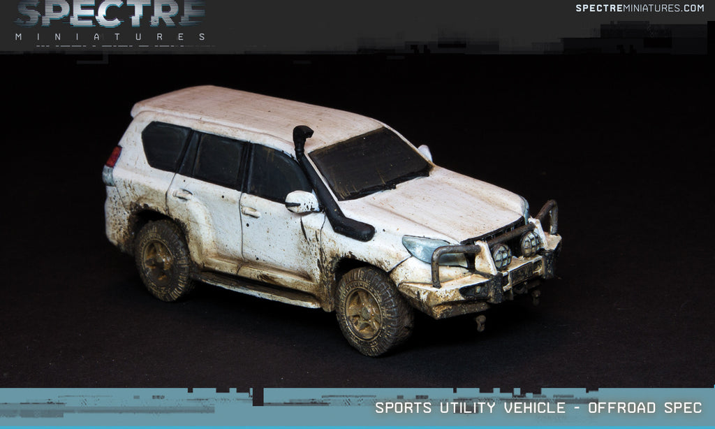 Sports Utility Vehicle - Offroad Spec