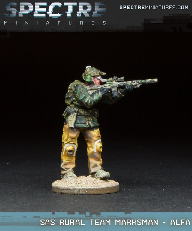 SAS Rural Team - Marksman Alfa