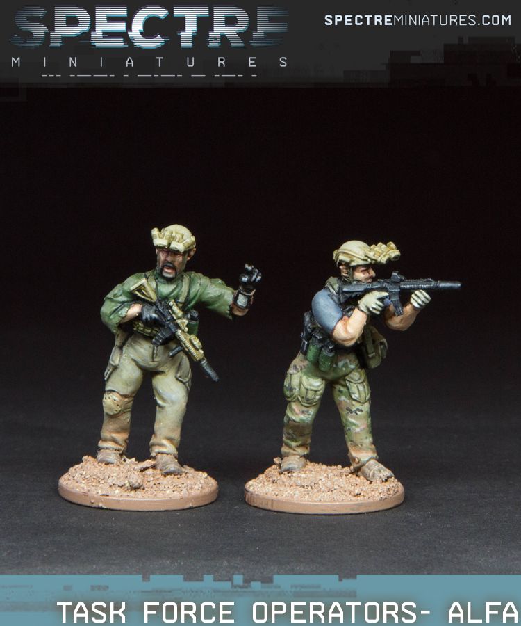Task Force Operators - Alfa