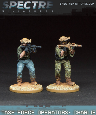 Task Force Operators - Charlie
