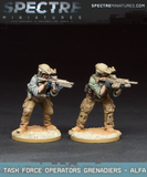 Task Force Operators Grenadier - Alfa