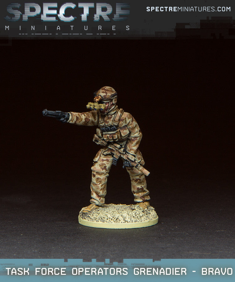 Task Force Operators Grenadier - Bravo