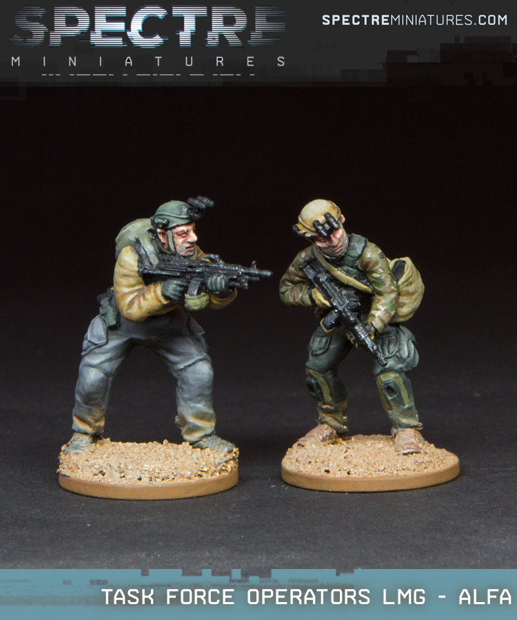 Task Force Operators MG - Alfa