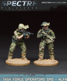 Task Force Operators SMG - Alfa