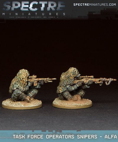 Task Force Operators Snipers - Alfa