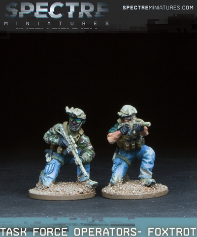 Task Force Operators - Foxtrot