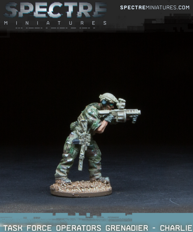 Task Force Operators Grenadier - Charlie