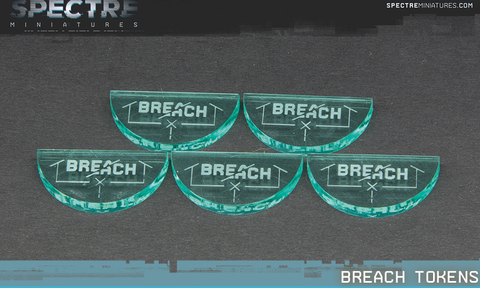 Breaching Token set