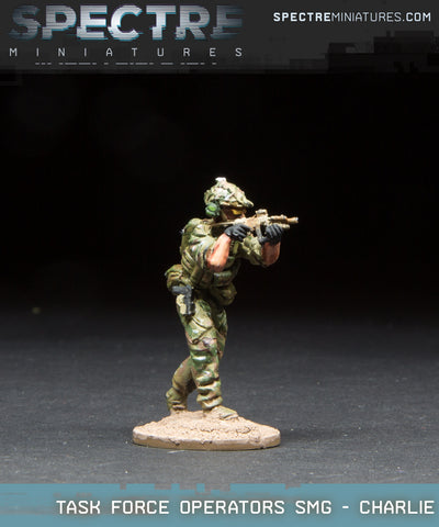 Task Force Operators SMG - Charlie