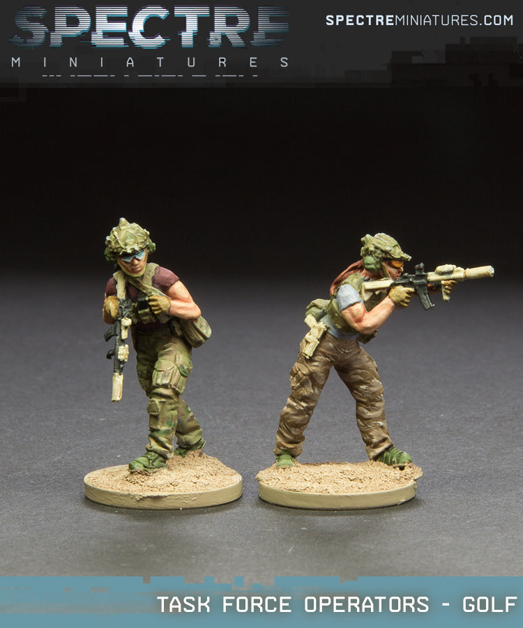 Task Force Operators - Golf