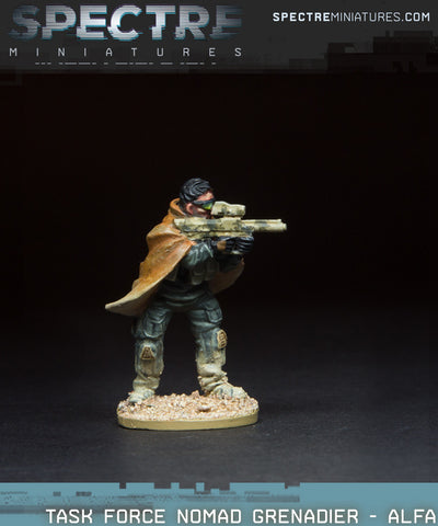 Task Force Nomad Grenadier - Alfa
