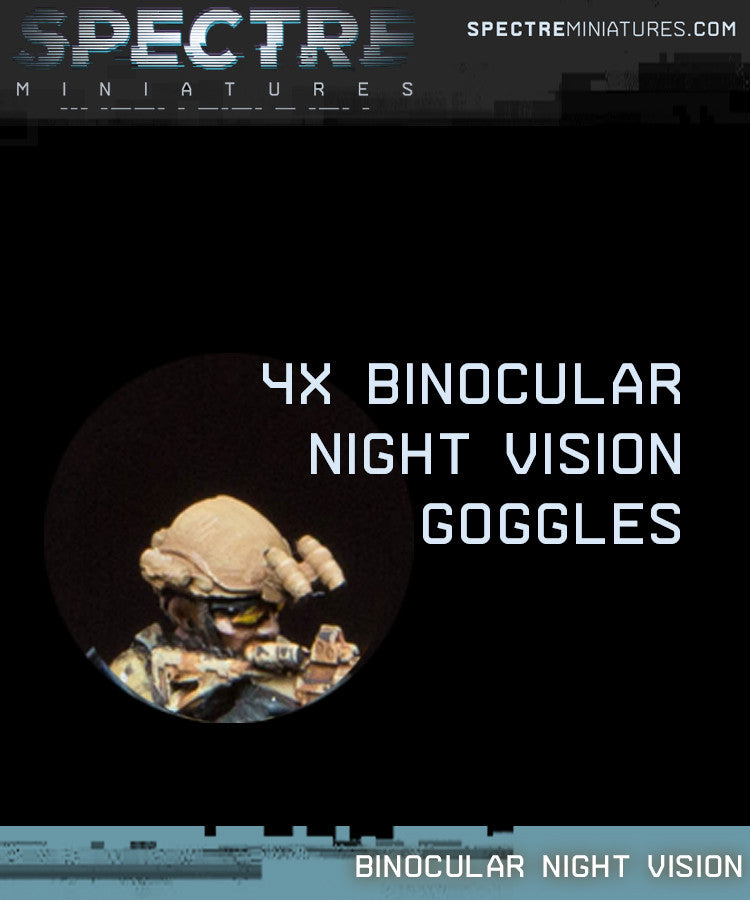 Binocular Night Vision Goggles