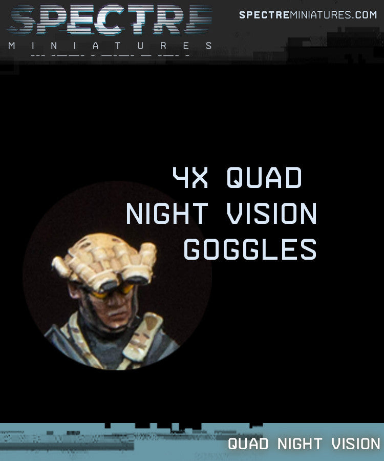 Quad Night Vision Goggles