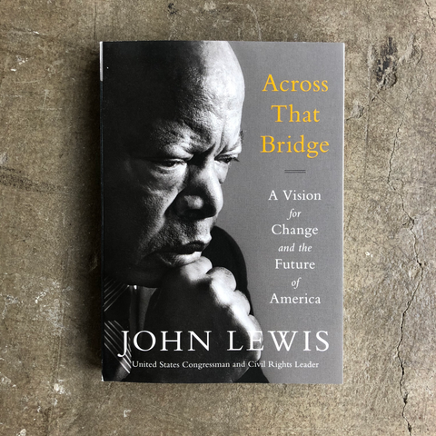 Across That Bridge: Life Lessons and a Vision for Change