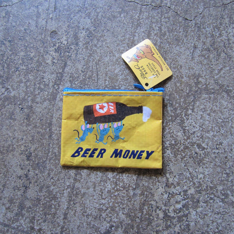 Coin Purse: Beer Money