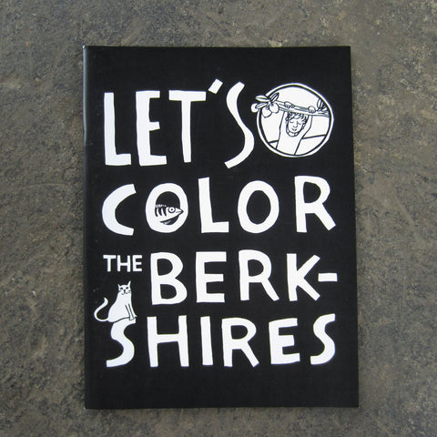 Let's Color the Berkshires
