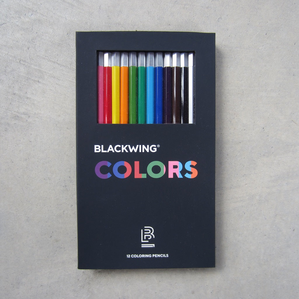 Blackwing Colored Pencils