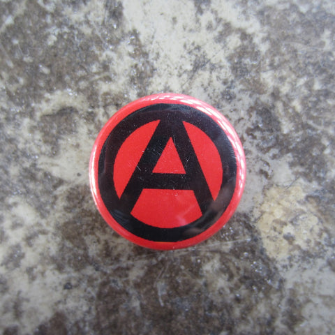 Noah Lyon Button: Anarchy