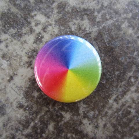 Noah Lyon Button: Color Wheel