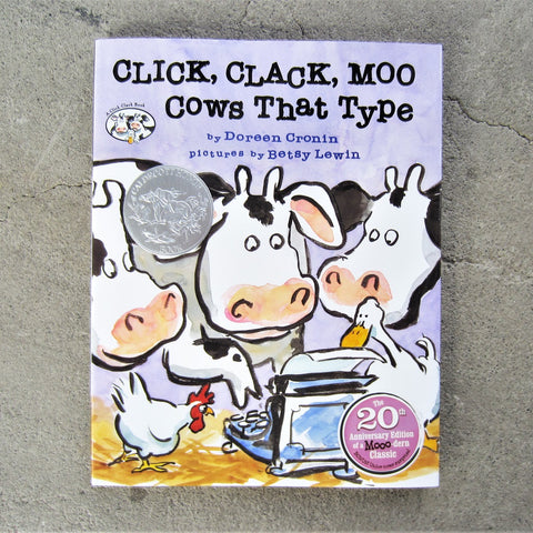 Click, Clack, Moo - 20th Anniversary Edition