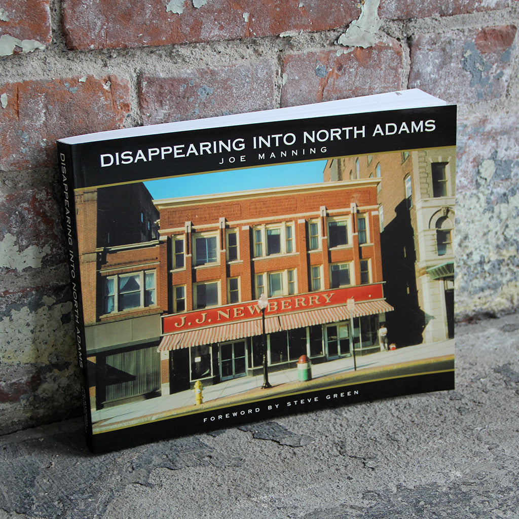 Disappearing Into North Adams