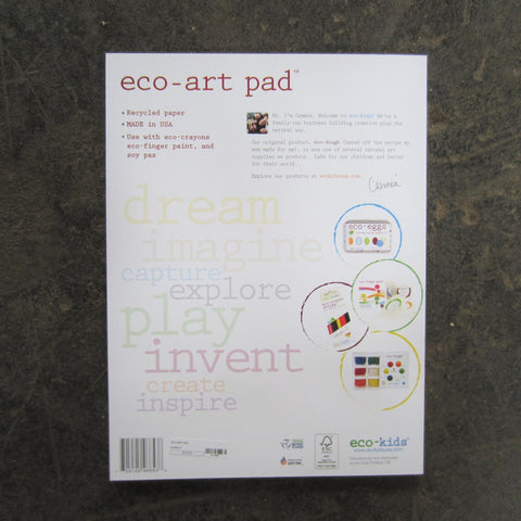Eco Art Pad