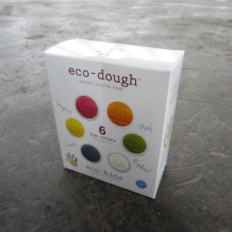 Eco Dough: 6 pack
