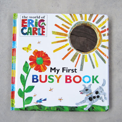 Eric Carle: My First Busy Book