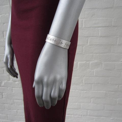 The Future is Female Bracelet