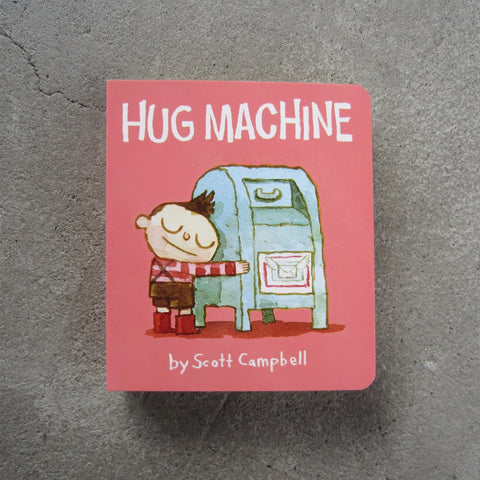 Hug Machine