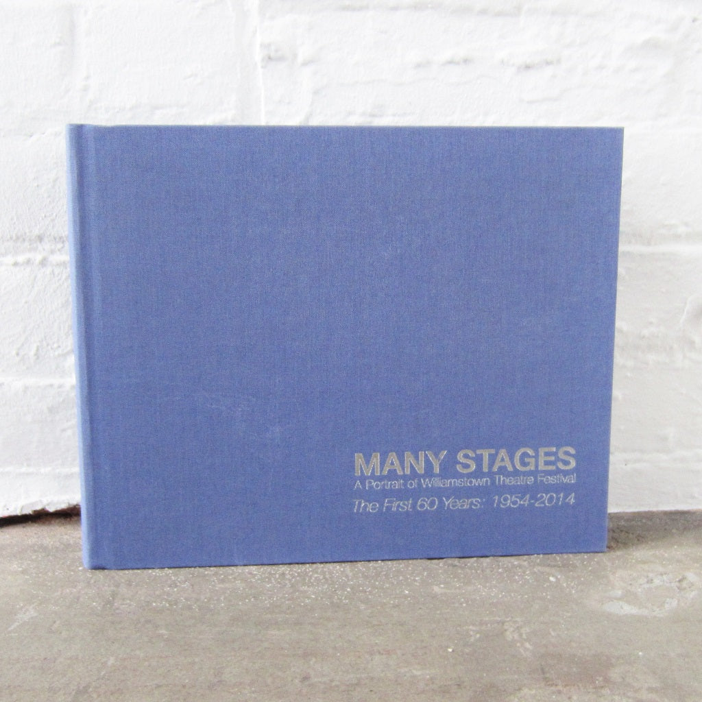 Many Stages: A Portrait of Williamstown Theatre Festival