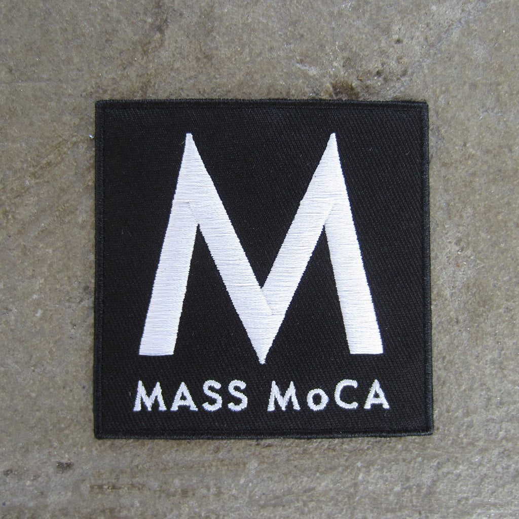 MASS MoCA Iron On Patch