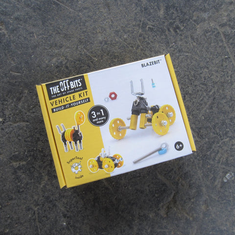 OffBits Construction Kit: Yellow Blazebit