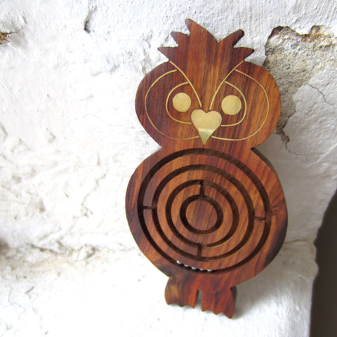 Owl Labyrinth