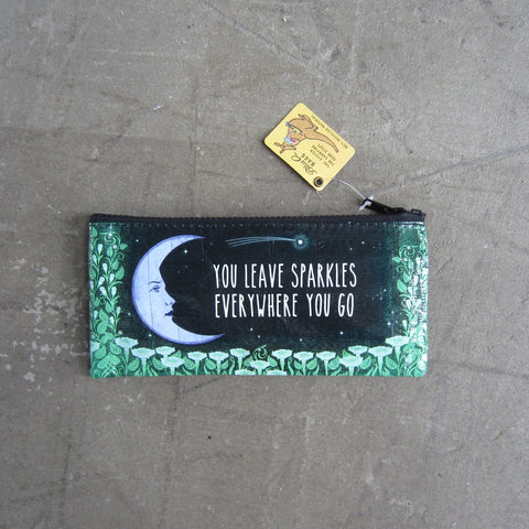 Pencil Case: You Leave Sparkles