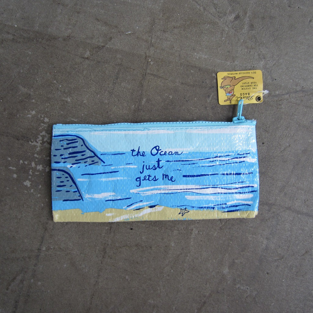 Pencil Case: The Ocean Just Gets Me