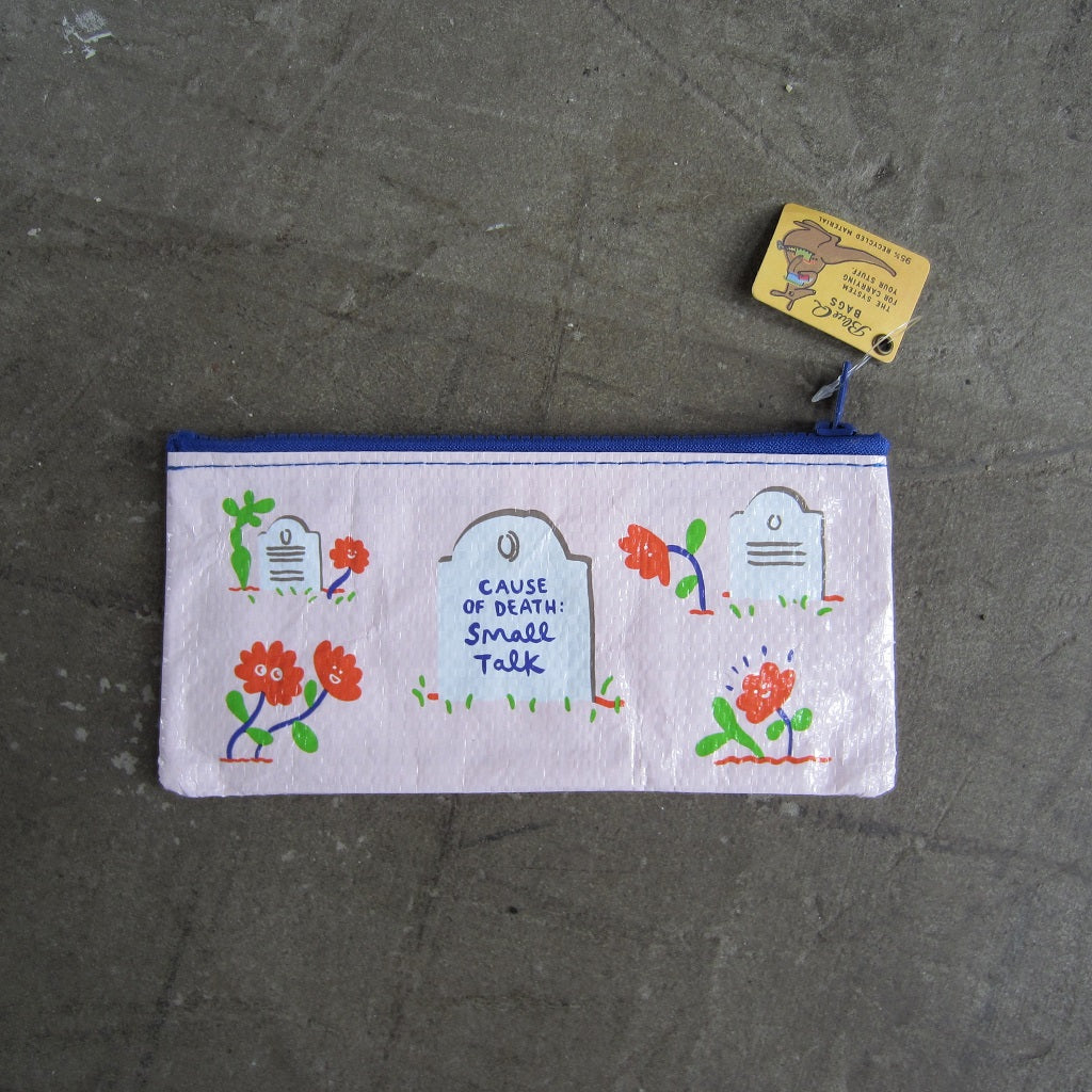 Pencil Case: Small Talk